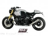 "Conic ""70s Style"" Exhaust by SC-Project BMW / R nineT / 2015"