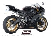 CR-T Exhaust by SC-Project Yamaha / YZF-R6 / 2011