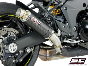 Dual GP M2 Slipon Exhaust by SC-Project