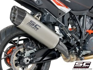 """Adventure"" Exhaust by SC-Project KTM / 1290 Super Adventure / 2016"