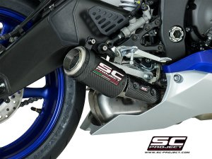 Low Mount CR-T Exhaust by SC-Project