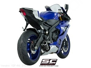 CR-T Exhaust by SC-Project Yamaha / YZF-R6 / 2010