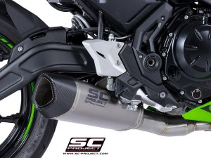 SC1-R 2-1 Full System Exhaust by SC-Project