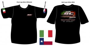"SC-Project USA Performance DRI-FIT Tee Shirt ""Flag Edition"""