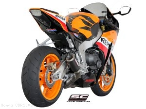 CR-T Exhaust by SC-Project Honda / CBR1000RR / 2009