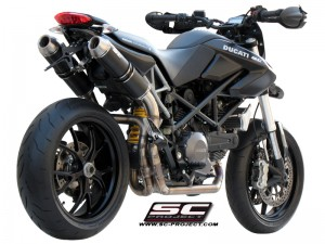 GP-EVO 2-2 Full System Exhaust by SC-Project