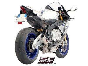 CR-T De-Cat Low Position Exhaust by SC-Project