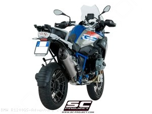 """Adventure"" Exhaust by SC-Project BMW / R1200GS Adventure / 2015"