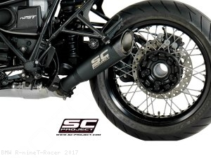 S1 Exhaust by SC-Project BMW / R nineT Racer / 2017