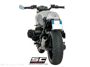 CR-T Exhaust by SC-Project BMW / R nineT / 2016