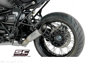 S1 Exhaust by SC-Project BMW / R nineT / 2016