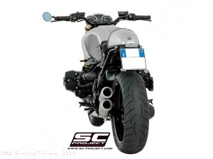 CR-T Exhaust by SC-Project BMW / R nineT Pure / 2019