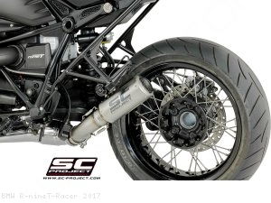 CR-T Exhaust by SC-Project BMW / R nineT Racer / 2017