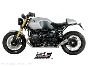 S1 Exhaust by SC-Project BMW / R nineT Pure / 2019