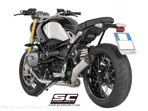 Conic Exhaust by SC-Project BMW / R nineT Urban GS / 2018