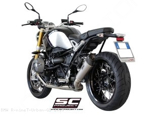 Conic Exhaust by SC-Project BMW / R nineT Urban GS / 2019
