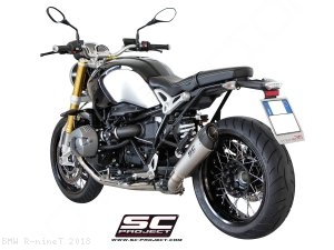 Conic Exhaust by SC-Project BMW / R nineT / 2018