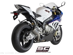 CR-T Exhaust by SC Project BMW / S1000RR / 2016
