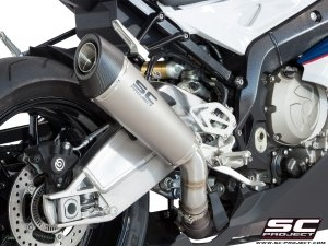 Conic Exhaust by SC-Project BMW / S1000RR / 2015