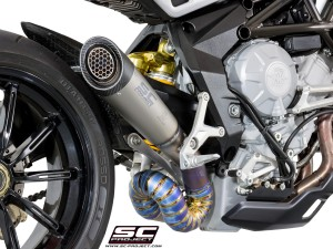 S1 Titanium Exhaust by SC-Project