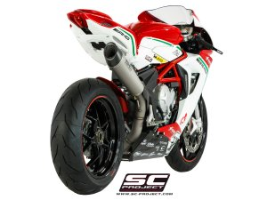 High Position Conic Exhaust by SC-Project
