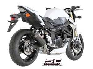 Carbon Conic Exhaust by SC-Project