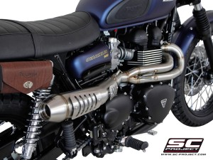 Conic 2-1 Full System Exhaust by SC-Project