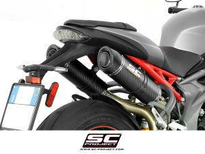 GP-Tech Dual Exhaust by SC-Project