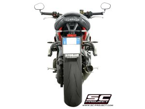 GP70-R Exhaust by SC-Project