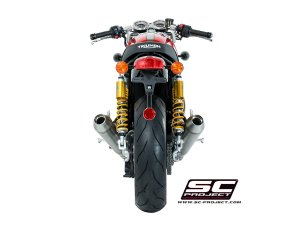 Dual Conic Exhaust by SC-Project