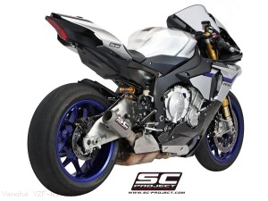 CR T Exhaust By SC Project Yamaha YZF R1 2016