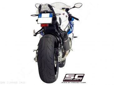Conic Exhaust by SC-Project BMW / S1000RR / 2016