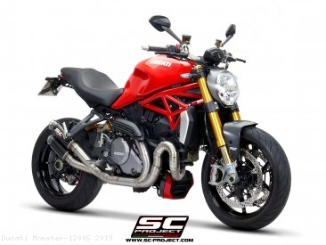 Racing Headers by SC-Project Ducati / Monster 1200S / 2019