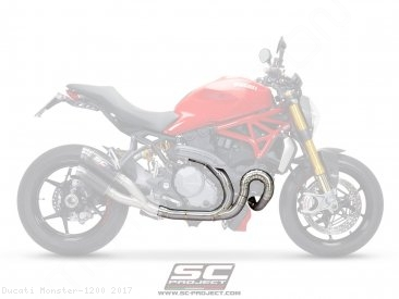 Racing Headers by SC-Project Ducati / Monster 1200 / 2017