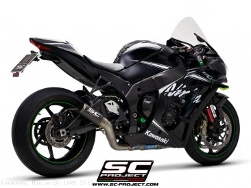 CR-T Exhaust by SC-Project Kawasaki / Ninja ZX-10RR / 2018