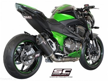 Oval Exhaust by SC-Project Kawasaki / Z800 / 2014