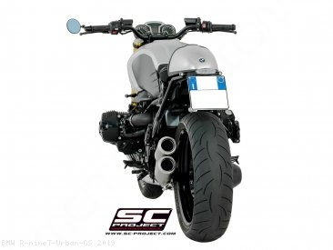CR-T Exhaust by SC-Project BMW / R nineT Urban GS / 2019