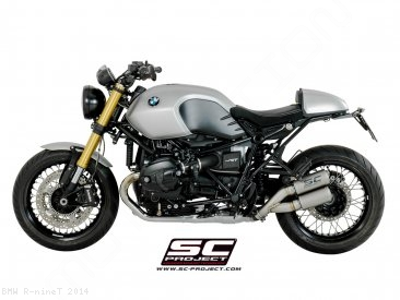 CR-T Exhaust by SC-Project BMW / R nineT / 2014