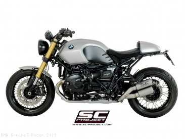 CR-T Exhaust by SC-Project BMW / R nineT Racer / 2019