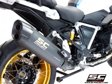 """Adventure"" Exhaust by SC-Project BMW / R1250GS Adventure / 2020"