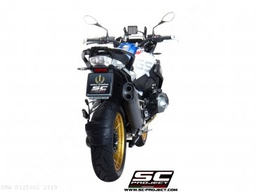 """Adventure"" Exhaust by SC-Project BMW / R1250GS / 2019"