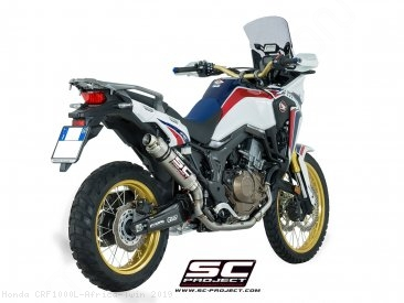 GP Exhaust by SC-Project Honda / CRF1000L Africa Twin / 2019