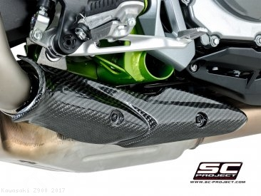 S1 Exhaust by SC-Project Kawasaki / Z900 / 2017