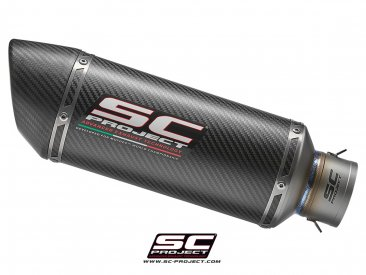 Replacement Racing Oval Exhaust Silencer