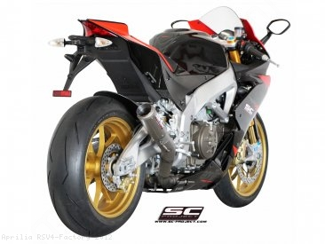 CR-T Exhaust by SC-Project Aprilia / RSV4 Factory / 2012