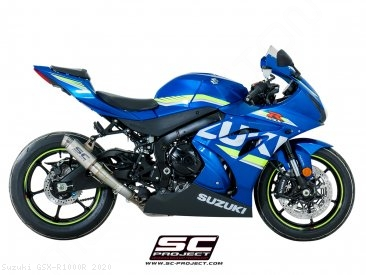 GP70-R Exhaust by SC-Project Suzuki / GSX-R1000R / 2020