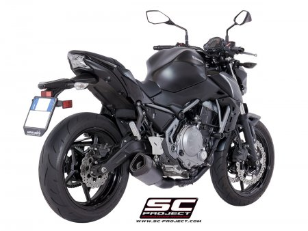 Black Edition SC1-R 2-1 Full System Exhaust by SC-Project
