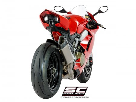 SC1-R High Mount Exhaust by SC-Project
