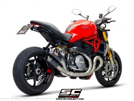 Ducati / Monster 1200 25 ANNIVERSARIO / 2018