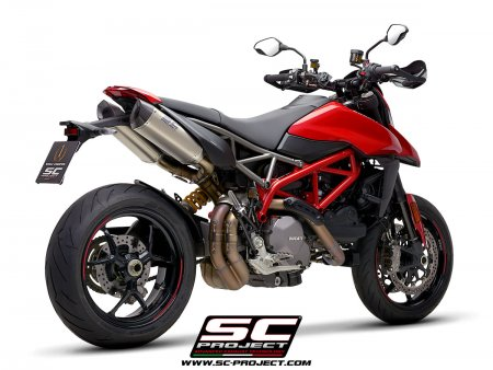 SC1-M Exhaust by SC-Project